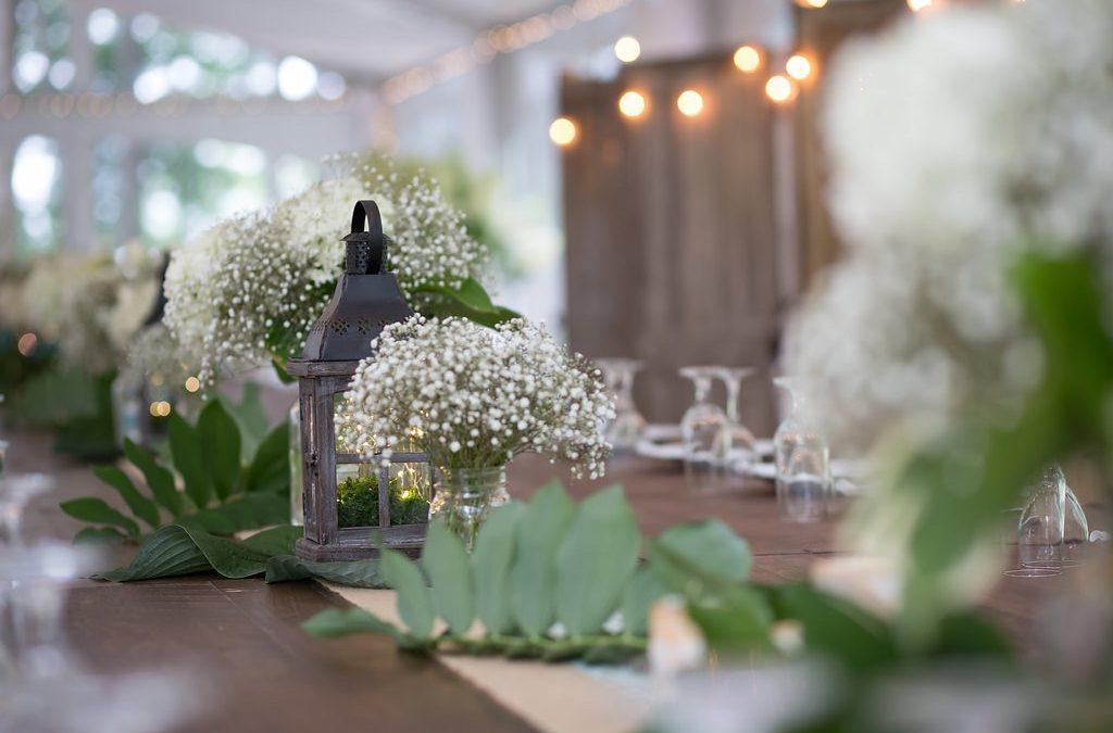A Typical Wedding at Northbrook Farm
